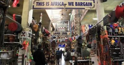Rosebank_African_Market